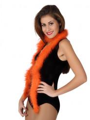 Oranje boa 185 cm