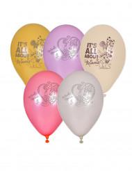 5 Minnie™ ballonnen