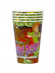 4 Scooby Doo™ bekers