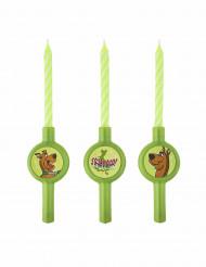 3 Scooby Doo™ kaarsjes