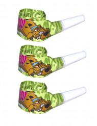 4 Scooby Doo™ roltongen