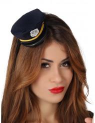 Mini politie pet voor vrouwen