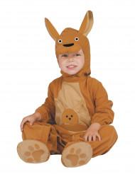 Baby kostuum van kangoeroe