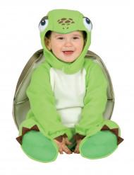 Schildpad baby kostuum