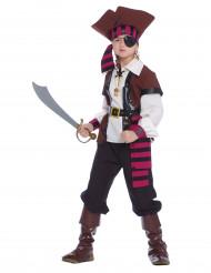 Zeerover piraten kostuum voor jongens