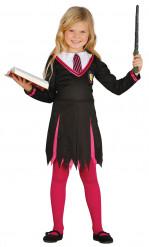 Tovenaar leerling kostuum voor meisjes