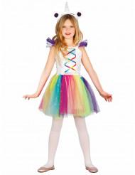 Miss Eenhoorn kostuum voor meisjes