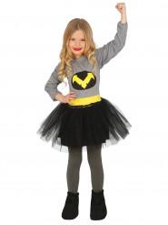 Superheld vleermuis kostuum voor meisjes