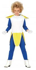 Samoerai ninja kostuum voor jongens