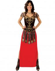 Romeins vechter kostuum voor vrouwen