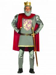 Ridder koning kostuum voor mannen