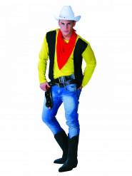 Lucky cowboy kostuum voor mannen
