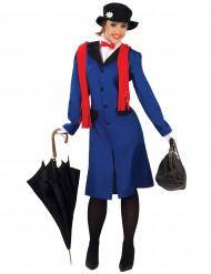 Engelse oppasser kostuum voor vrouwen