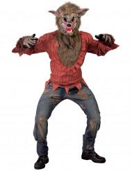 Boze wolf kostuum voor volwassenen