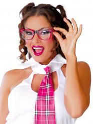 Schotse bril voor vrouwen