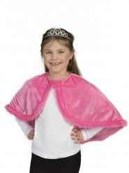Roze cape voor meisjes