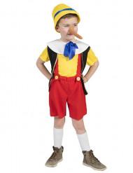 Houten pop kostuum voor kinderen
