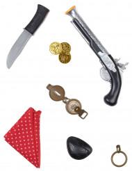 Piraten accessoire set voor kinderen