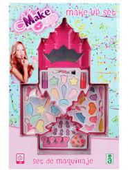 Prinsessenkasteel schminkset voor meisjes
