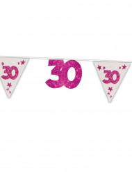 30 jaar verjaardagsslinger