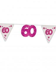 Glinsterende verjaardagsslinger 60 jaar