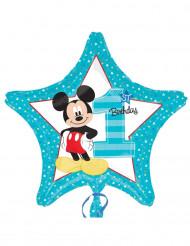 Mickey™ eerste verjaardag ballon