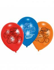 6 latex Blaze en de Monsterwielen™ ballonnen