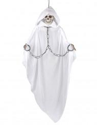 Spook skelet versiering