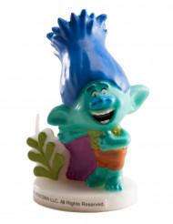 Verjaardagskaars van Branch Trolls™