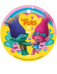 Trolls™ suikerschijf