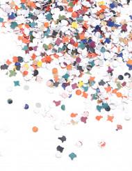 Zak gekleurde confetti 5kg