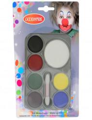 7 kleuren schminkpalet