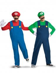Mario™ en Luigi™ koppelkostuum