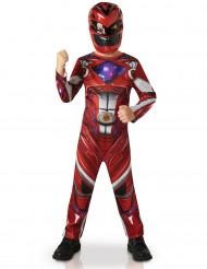 Rode Power Rangers™ kostuum voor kinderen