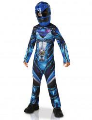 Blauw Power Rangers™ kostuum voor kinderen