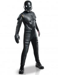 Luxe Rogue One™ Seal Droid™ kostuum voor volwassenen