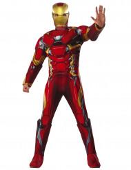 Luxe Iron Man™ Civil War kostuum voor volwassenen