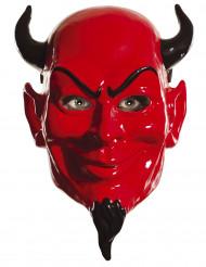 Scream Queens™ duivel masker voor volwassenen