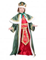 Magische koning Gaspard kostuum voor kinderen