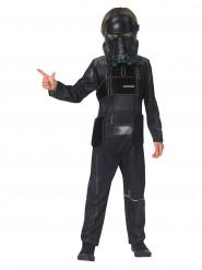Deluxe Death Trooper Rogue One™ kostuum voor tieners