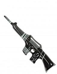 Zwart en wit gangstergeweer