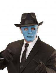 Anoniem blauw masker voor volwassenen