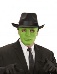 Groen masker anoniem voor volwassenen
