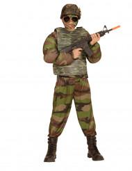 Camouflage vest voor kinderen