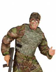 Camouflage gilet voor volwassenen