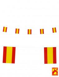 Spaanse vlaggenslinger