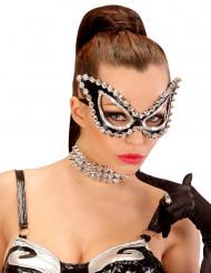 Venetiaans masker met nagels voor vrouwen
