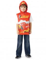 Rode Cars™ outfit voor kinderen
