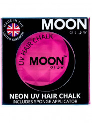 Fluo roze UV haarcrème Moonglow©
