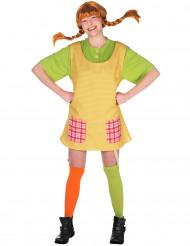 Pippi Langkous™ kostuum voor vrouwen